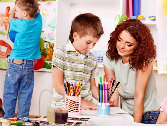 Детский сад москва компенсация