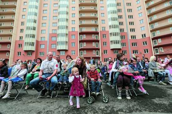 Многодетные компенсация на жилье